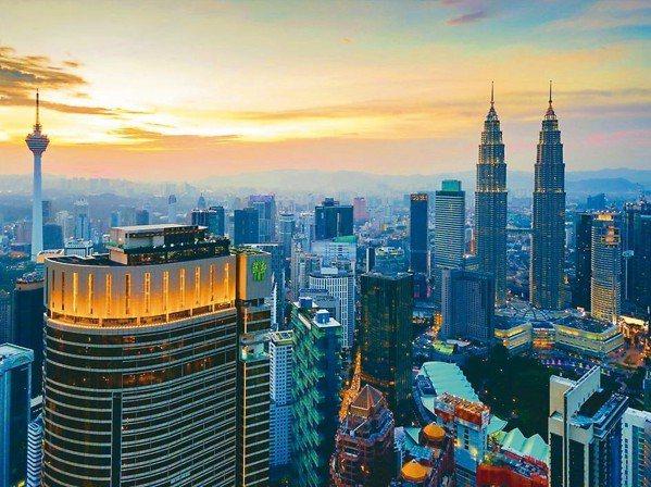 吉隆坡悅榕庄擁有無價豪景。 圖/悅榕集團