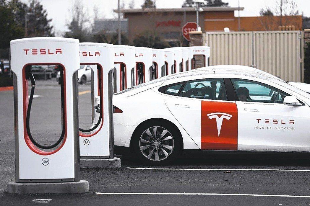 美國兩黨議員提案將每家電動車製造商原訂20萬輛的稅收抵免,再增加40萬輛,等於優...