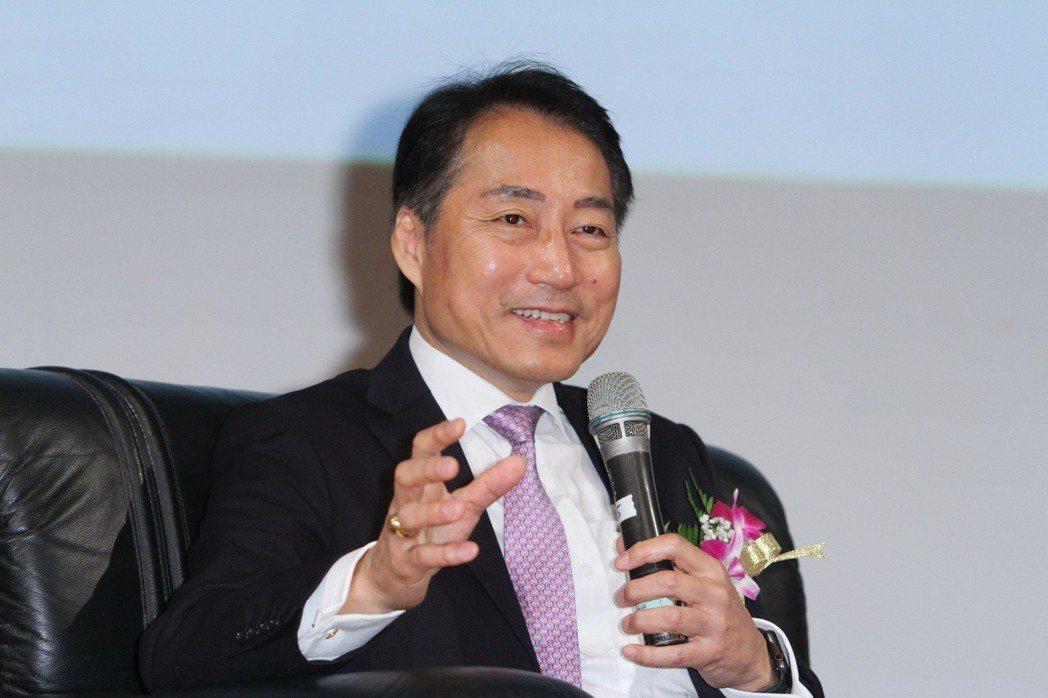 IIA理事長Mr.Naohiro Mouri毛利直宏。 內部稽核協會/提供