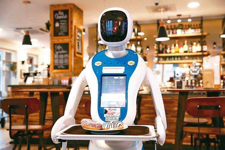 機器人產業今年的獲利成長率,可望從去年的14.5%攀升到兩成以上,預料將帶動股價...