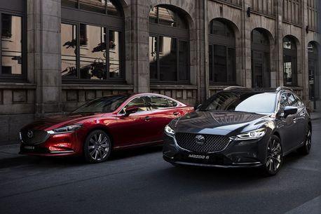 新增Sky-G 2.5L汽油動力!新年式Mazda6 Wagon 2.5旗艦進化型即刻開賣