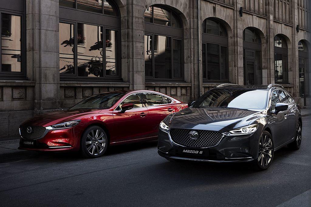 2020年式Mazda6正式展開接單,Sedan旗艦進化型建議售價為124.9萬...