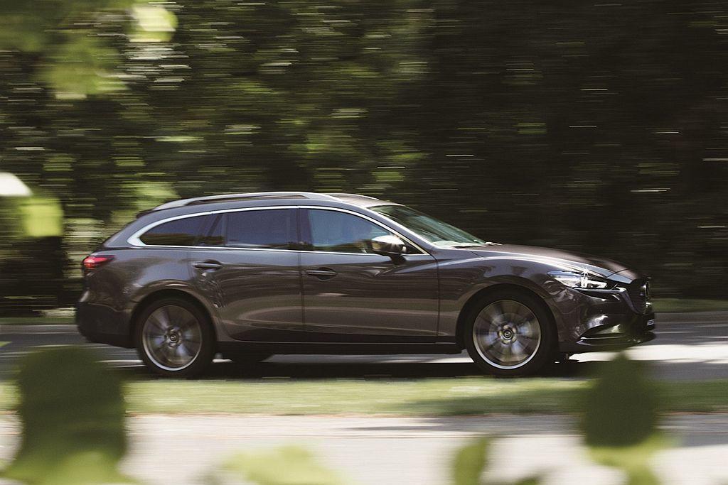 2020年式Mazda6 Wagon 2.5旗艦進化型,其搭配Skyactiv-...