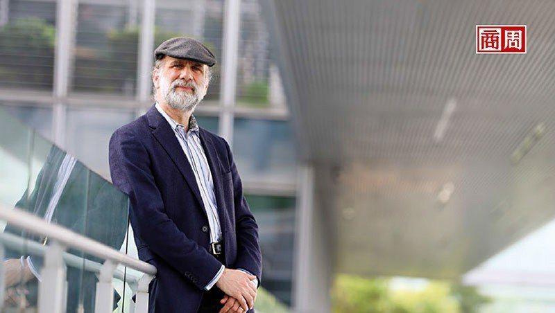 IBM Resilient 技術長暨資安事業部特別顧問、哈佛大學伯克曼網路與社會研究中心研究員 施奈爾(攝影者.楊文財)