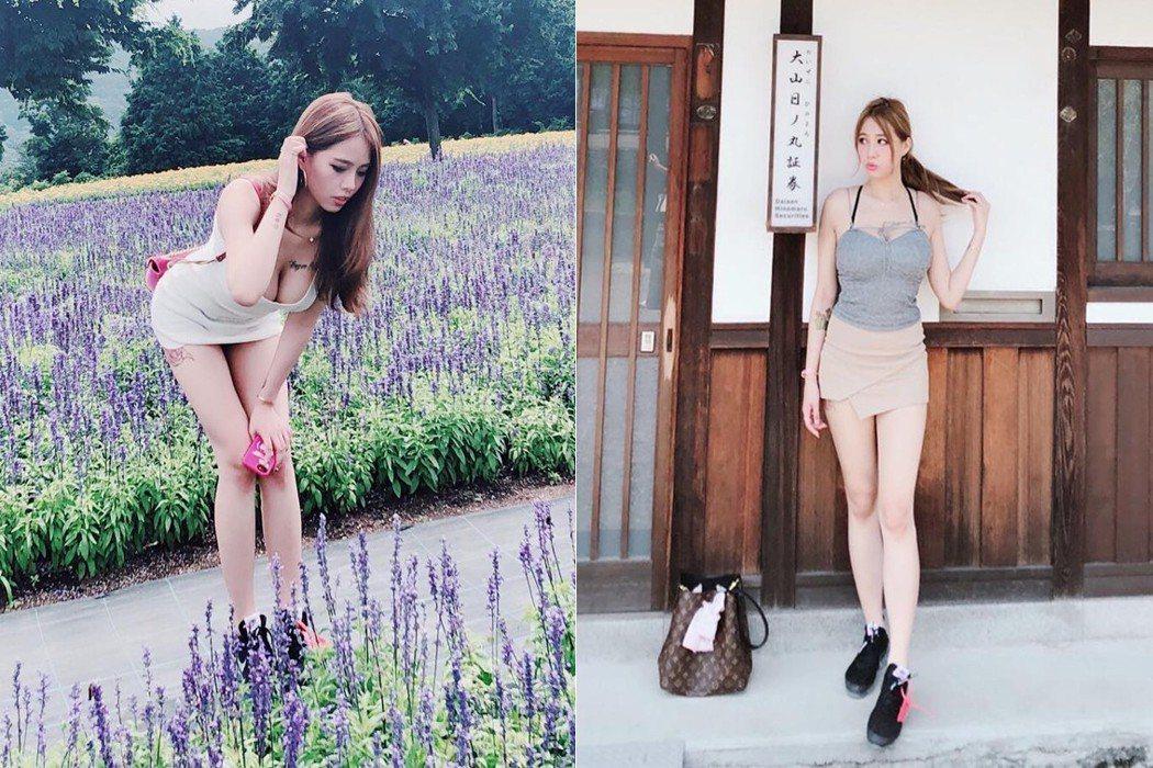 圖片來源/sayunhayung IG