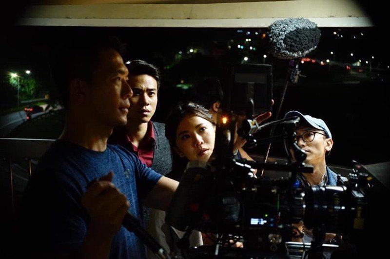 《國際橋牌社》於4月2日開拍。 圖/取自《國際橋牌社》
