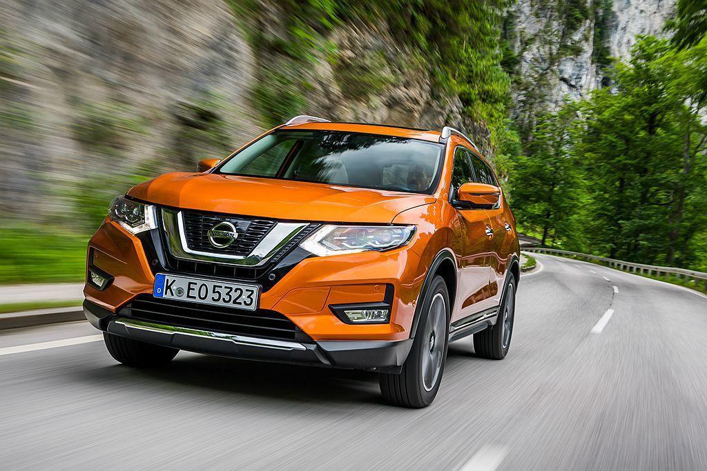 縱使已經來到大改款前的銷售階段,但英國仍針對新年式Nissan X-Trail進...