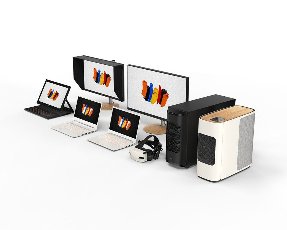 宏碁打造全新ConceptD品牌 针对创作者需求打造效能为主的PC产品