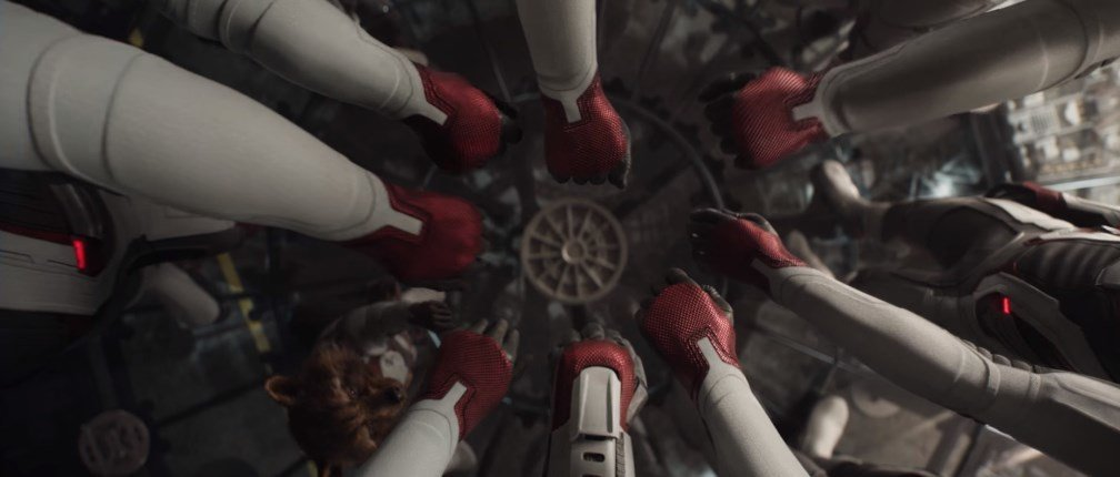 「復仇者聯盟:終局之戰」最新預告相當熱血。圖/Youtube截圖