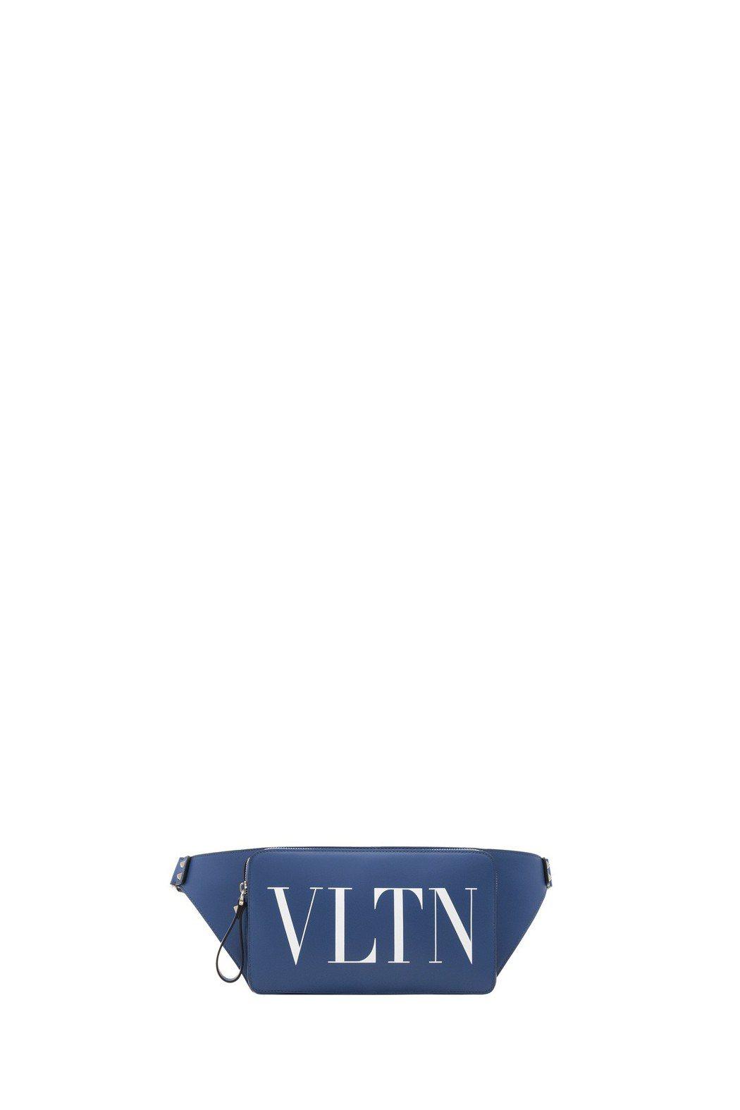 Valentino Garavani VLTN logo 小牛皮腰包,30,20...