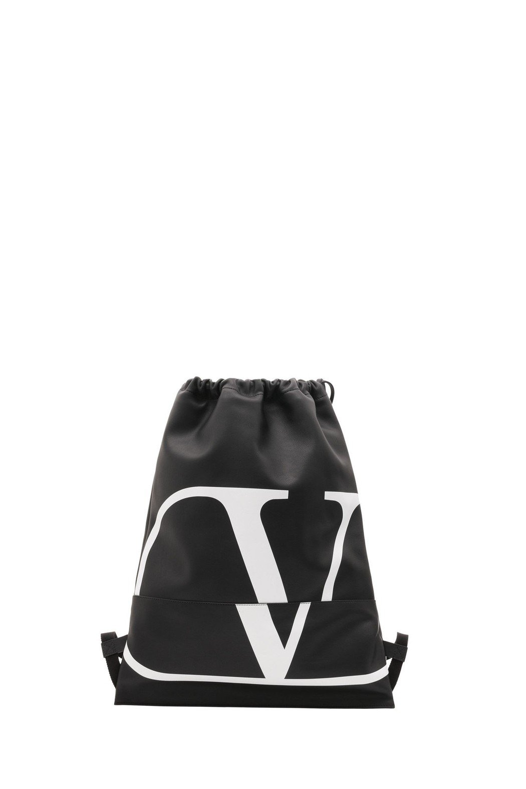 Valentino Garavani Go-logo 小牛皮後背包,NT$43,...