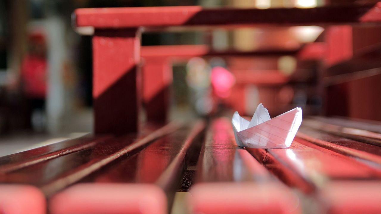 「小白船」一片獲得第41屆金穗獎學生作品類優等獎及最佳攝影。圖/義守大學提供
