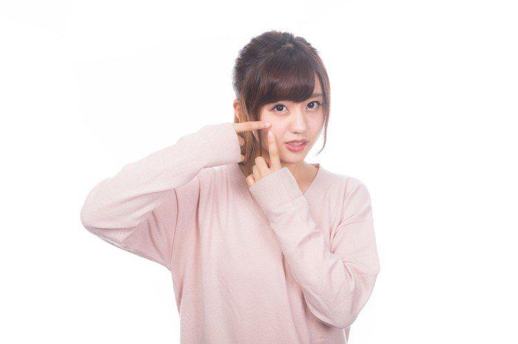 長痘痘,可能代表身體出問題唷!圖/摘自pakutaso
