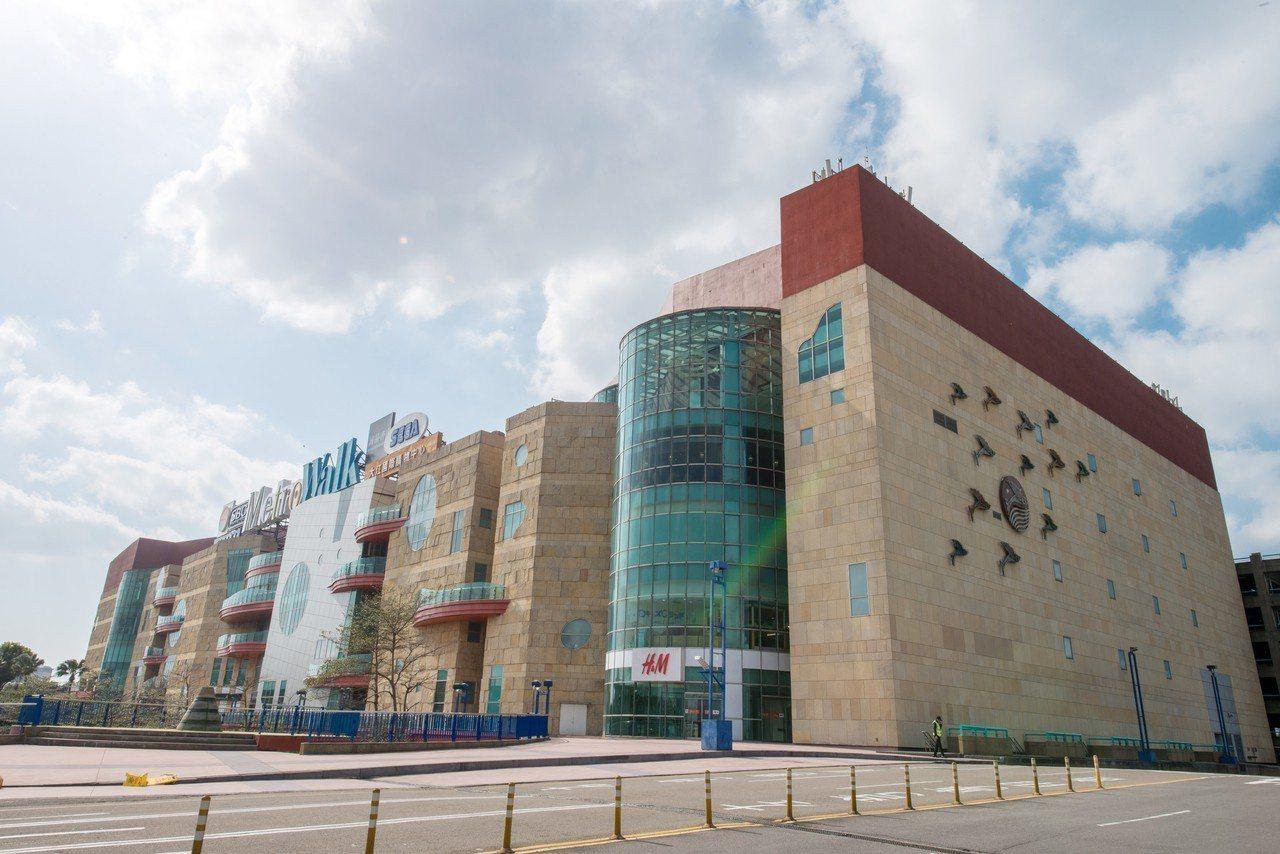 中壢大江購物中心二期預計4月底動工、預計2022年初開幕。圖/中壢大江提供