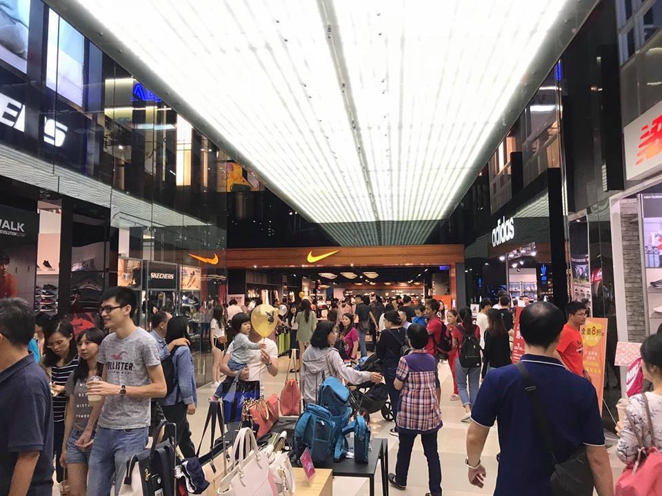 桃園青埔商圈成發展重地,未來連續三年都將有全新大型購物商場陸續成立。圖/摘自中壢...
