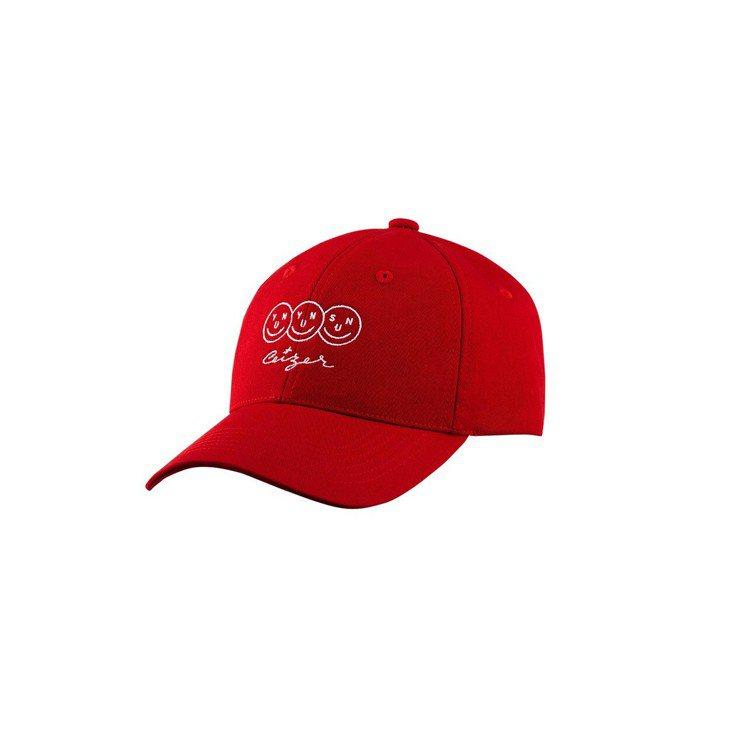 Ceizer x YUN YUN SUN棒球帽,1,680元。圖/YUN YUN...
