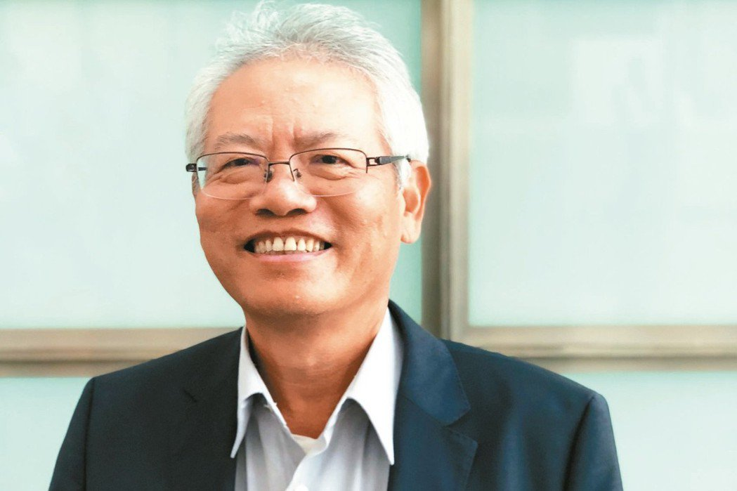 仁寶總經理翁宗斌 記者蕭君暉/攝影