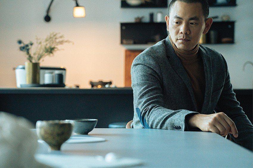 米其林2星認證的知名廚師江振誠。 陶博館/提供