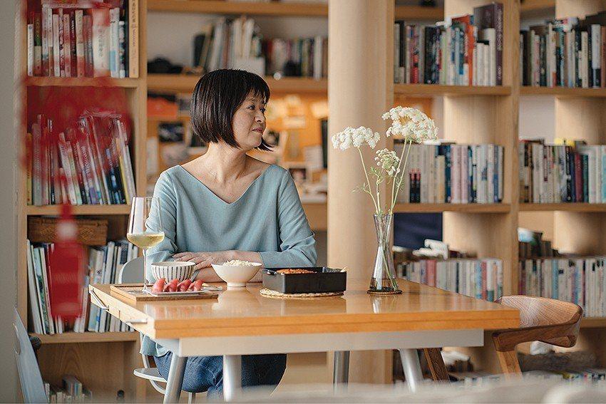 臺灣知名飲食作家葉怡蘭。 陶博館/提供