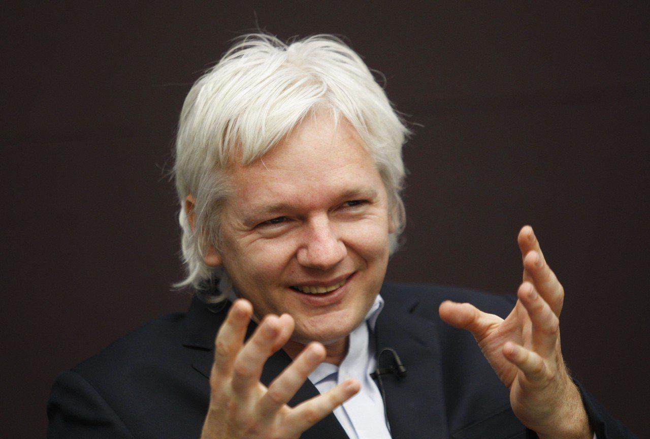 維基解密(WikiLeaks)創辦人、47歲的澳洲公民亞桑傑在厄瓜多撤銷對他的庇...