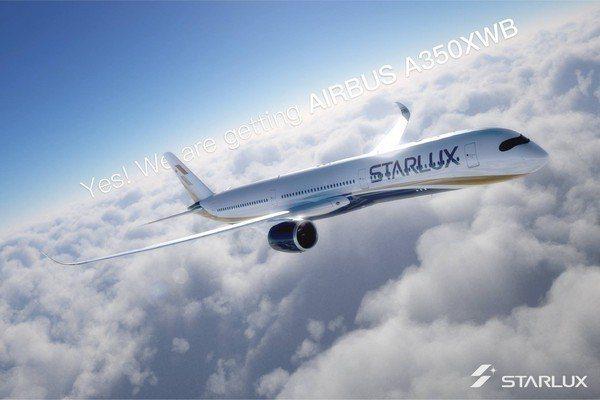 星宇航空表示,這次募集的會員方案及卡級系列名稱希望能傳達出對飛行嚮往。圖/星宇航...