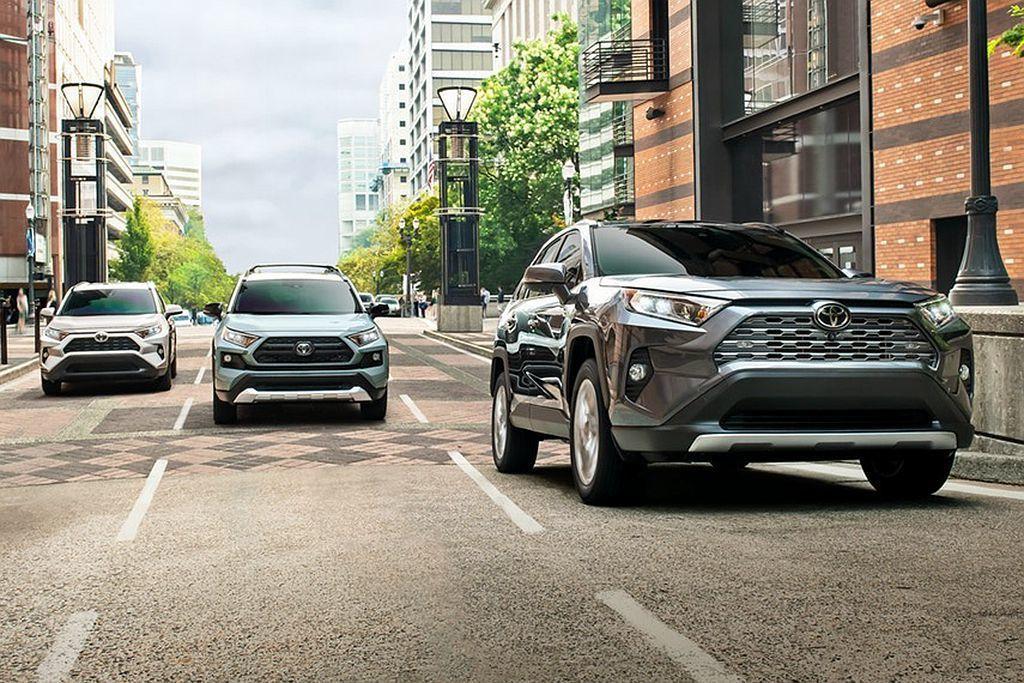 美國市場新Toyota RAV4今年首季銷售表現不如預期,總量更落後Nissan...
