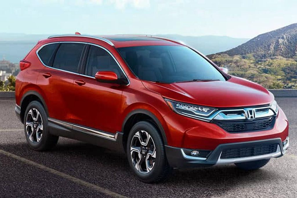 Honda CR-V銷售漸入佳境,在美國市場今年首季有著8.7萬輛、排名第三的成...