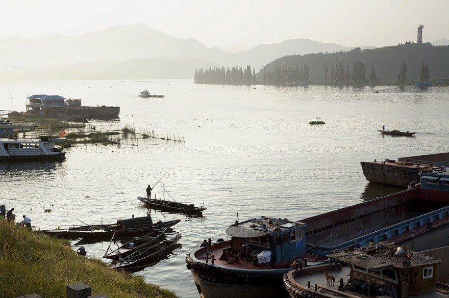 梅城望新安江。© 謝光輝/CTPphoto