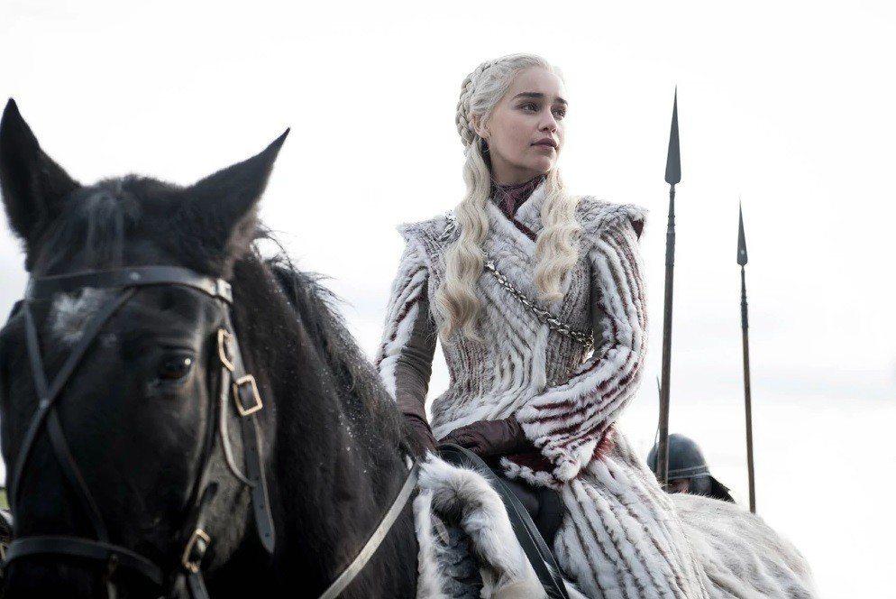 「冰與火之歌:權力遊戲」最終季周一(15日)起登場。圖/摘自HBO