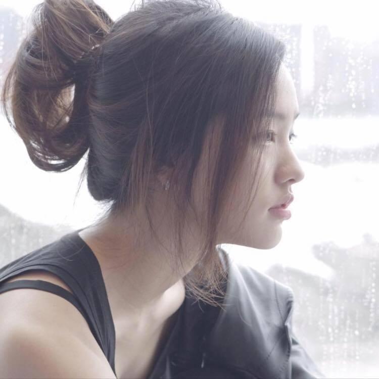 高雄市長韓國瑜女兒韓冰粉絲專頁照。圖/取自韓冰臉書