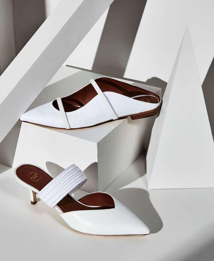 SHOPBOP X Malone Souliers的Maureen穆勒鞋(上)5...