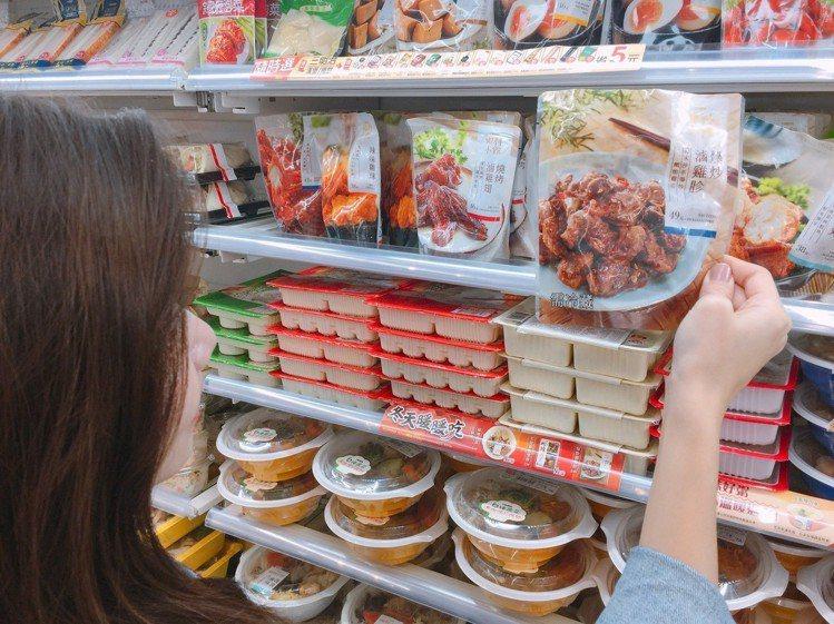 7-ELEVEN公布「宵夜人氣王」,最暢銷的神級滷味就是御料小館「爆炒滷雞胗」。...
