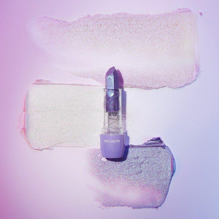 REVLON露華濃獨角獸水晶糖唇膏,售價240元,共3色。圖/露華濃提供