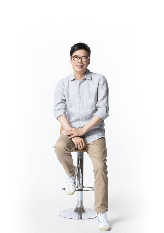 行政院副院長陳其邁上「台視17Q」挑戰答題。圖/台視提供