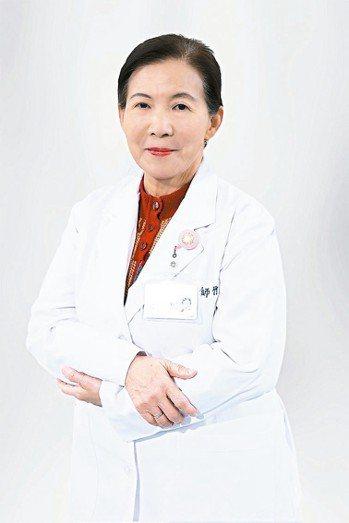 何師竹台中林新醫院癌症副院長暨婦產部主任 圖/何師竹提供
