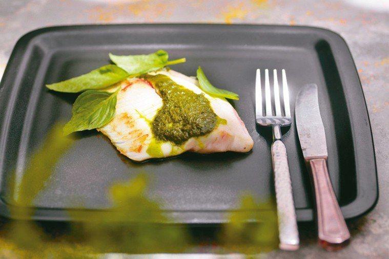 青醬台灣鯛 照片/皇冠文化提供