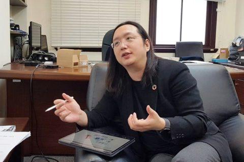翻轉政府的數位政委唐鳳,以生態系觀點貫穿台灣的地方創生計畫(照片來源:胡善慧)