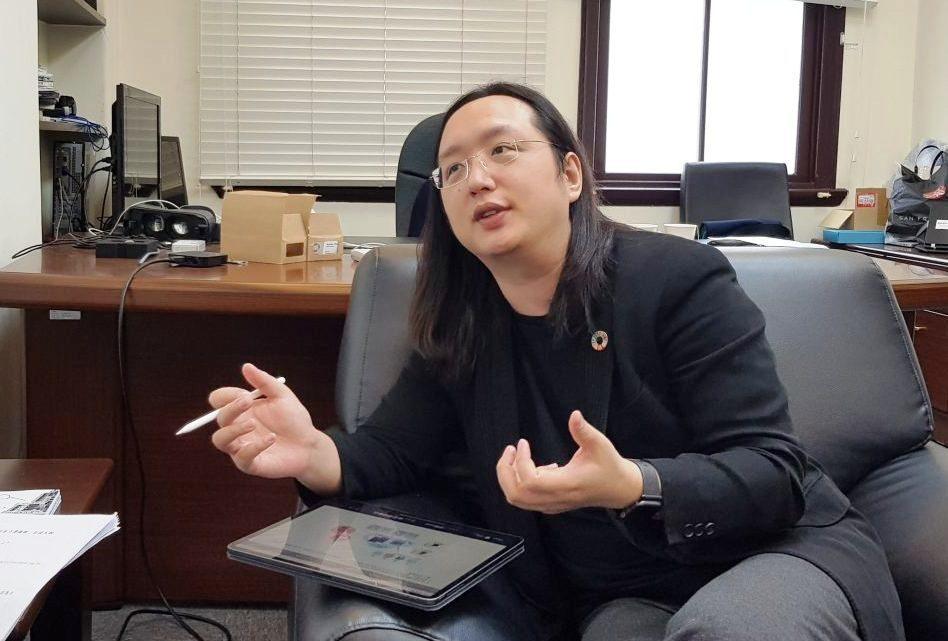 翻轉政府的數位政委唐鳳,以生態系觀點貫穿台灣的地方創生計畫(照片來源:胡善慧)...
