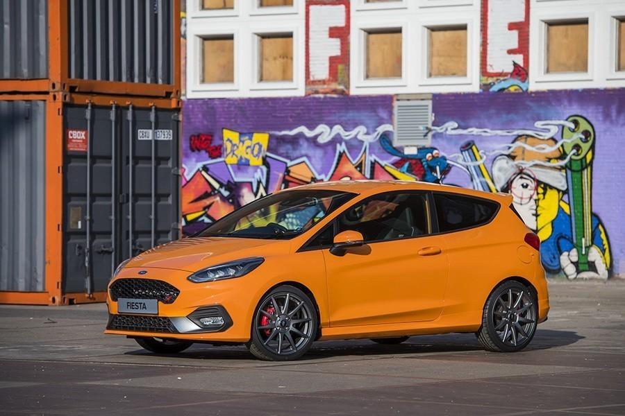 怕心酸的Ford性能迷別看!這款Fiesta ST只賣給英國人