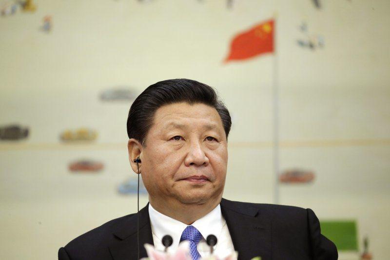 中共國家主席習近平。美聯社