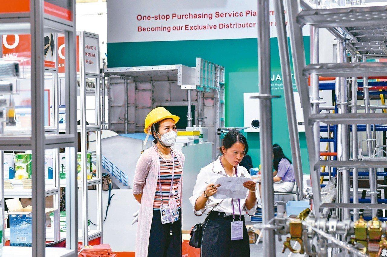 第125屆中國進出口商品交易會(廣交會)將於4月15日在廣州舉行。 中新社