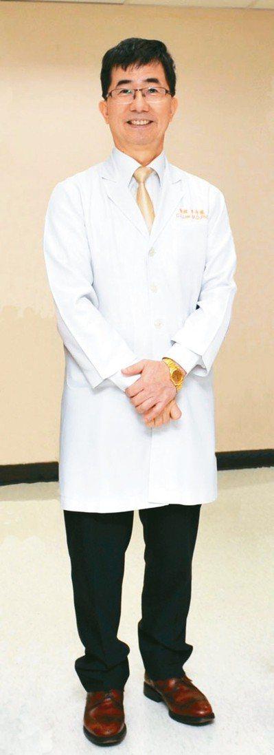 亞太婦產科內視鏡暨微創治療醫學會創會理事長李奇龍 圖/李奇龍提供