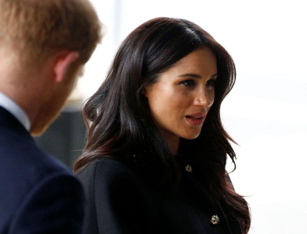 梅根的孩子必須向美國政府報稅,這給英國王室帶來前所未有的煩惱。 (路透)