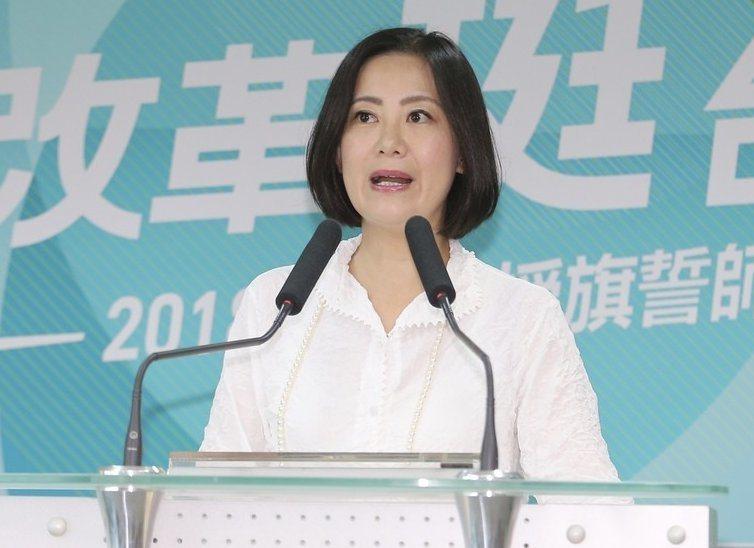 民進黨立委吳思瑤。 圖/聯合報系資料照片