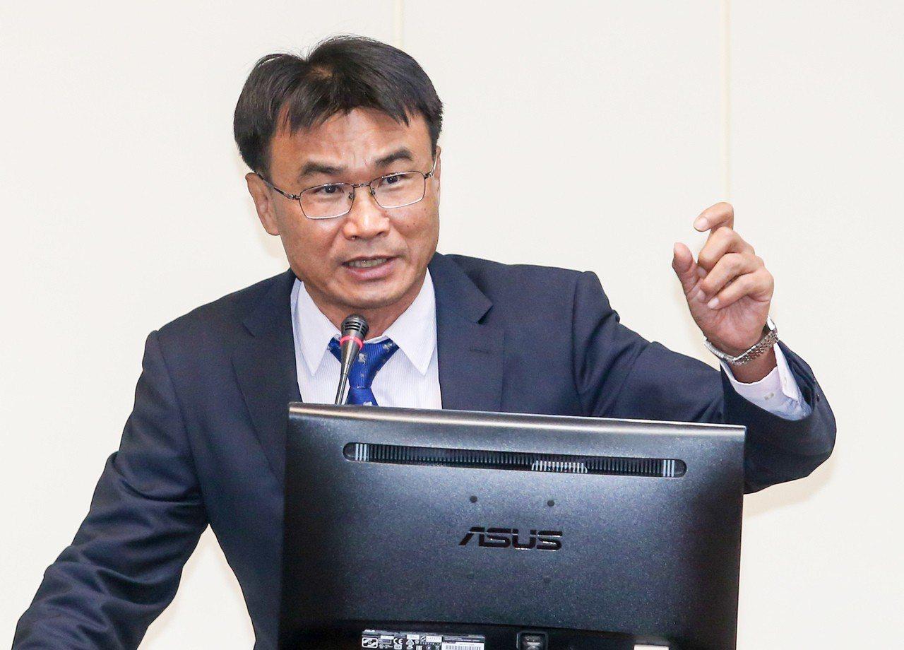 農委會主委陳吉仲。 圖/聯合報系資料照片