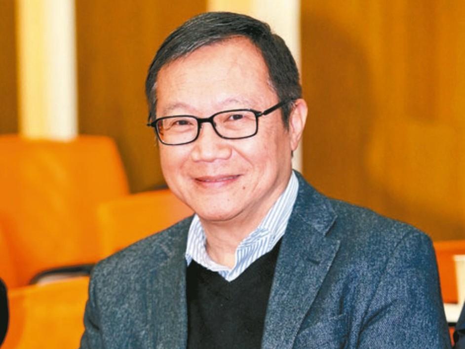 敦泰董事長胡正大 圖/聯合報系資料照片