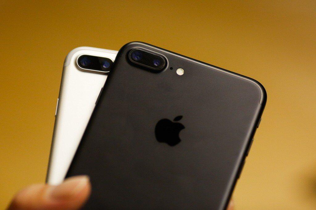 iPhone7。新華社資料照