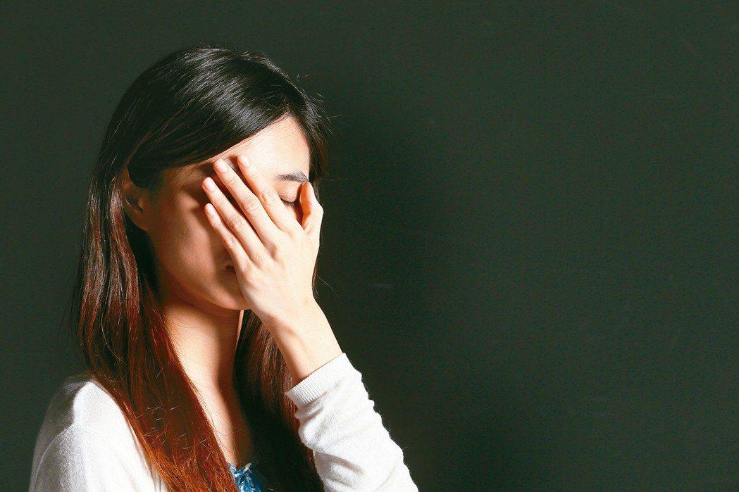 紅斑性狼瘡好發於15歲至40歲的女性。 圖/聯合報系資料照片