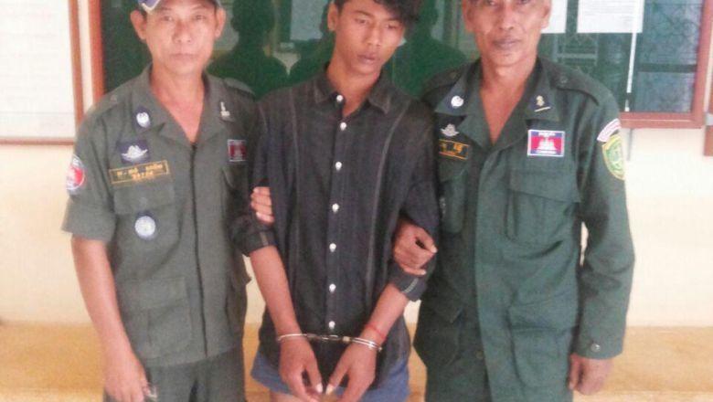 男子暗戀新娘多年,趁洞房花燭夜與新娘發生關係。圖擷自The Phnom Pe...