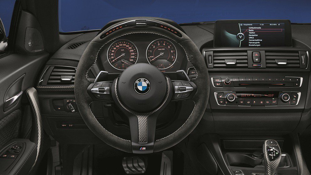 M140i Conquest Edition升級M Performance多功能...